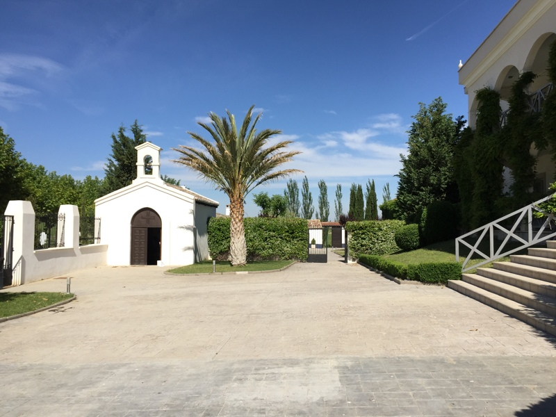 winery near Madrid